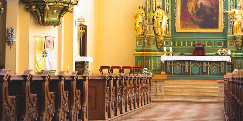 Szent Imre oltár