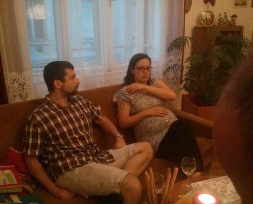 Házas közösségi összejövetel