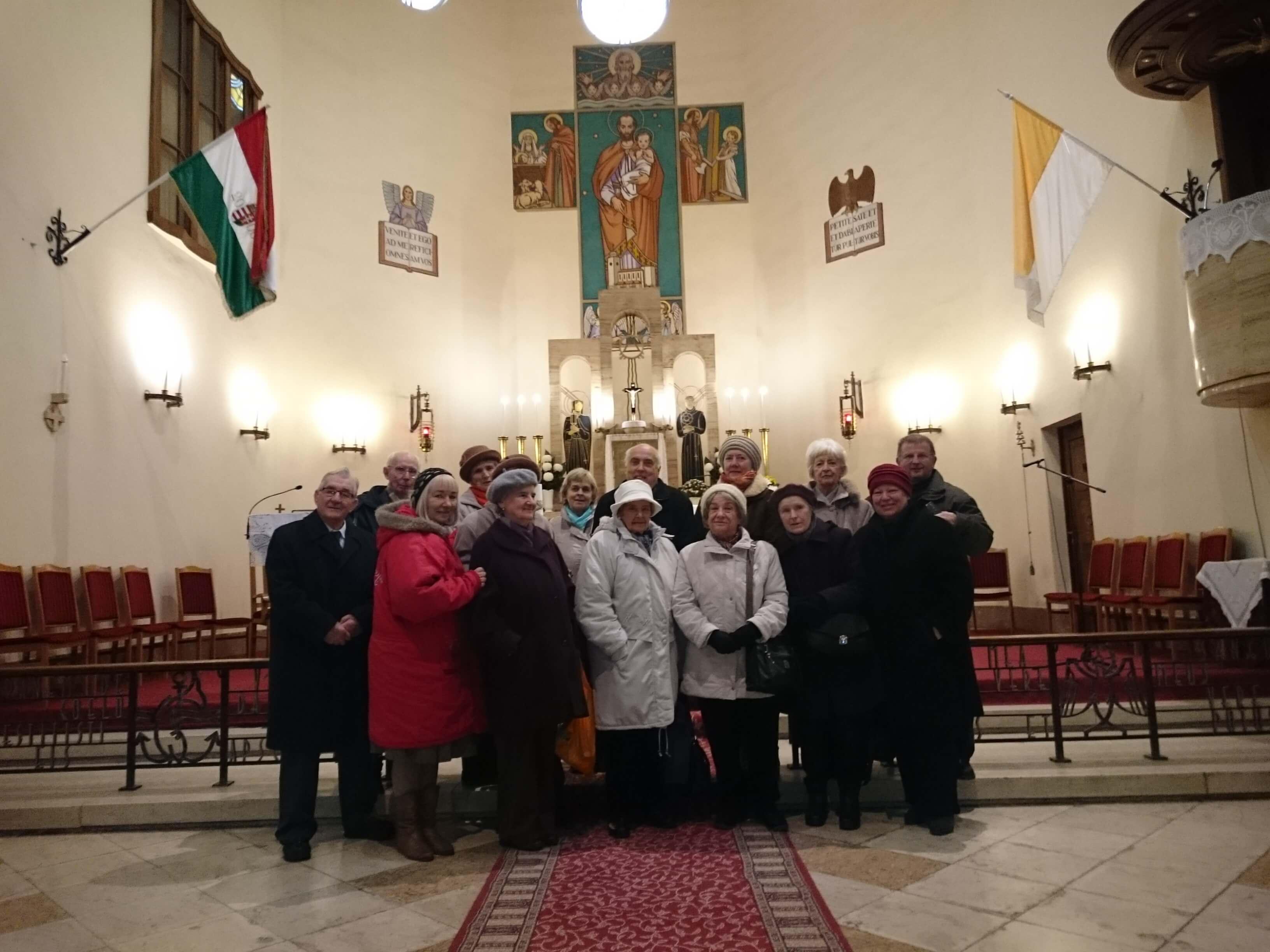 Istenkeresők közössége Szent Imre Plébánia