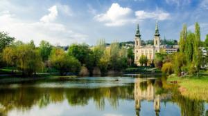 Budapest - Szentimrevárosi - Szent Imre templom