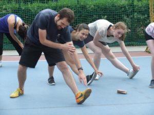 közös sport